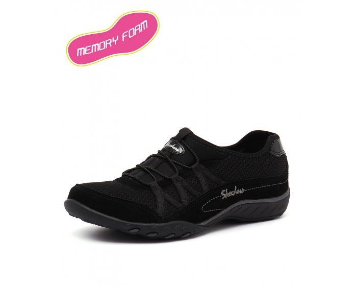 ec85d71115d5 BREATHE EASY RELAX BLK by SKECHERS - at Styletread