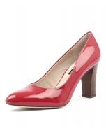 LORIKEET RED PATENT LEATHER