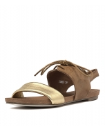 JAMES GOLD TAN LEATHER