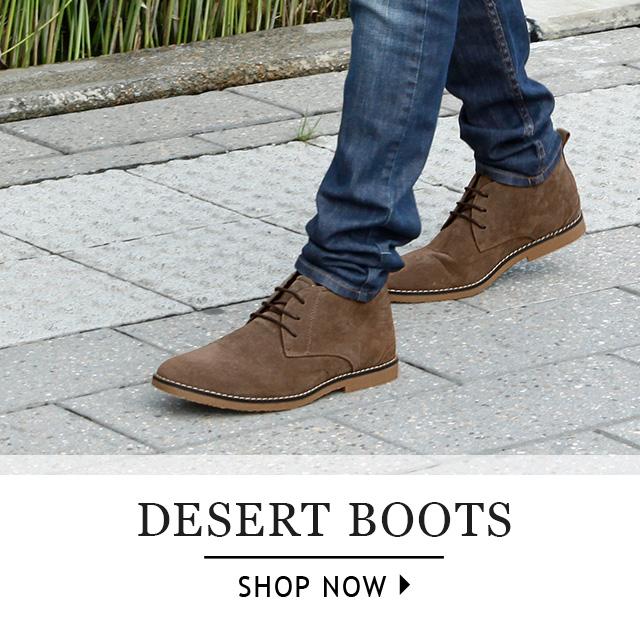 Shop Men's Desert Boots