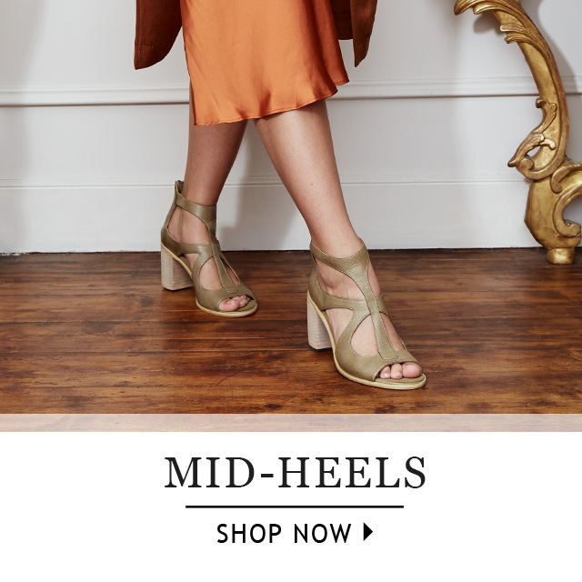 Shop Women's Mid-Heels